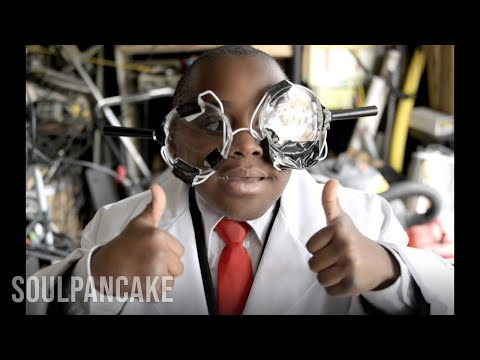 How To Be An Inventor!   Kid President