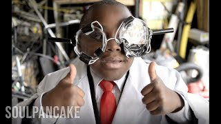 Kid President - How To Be An Inventor!