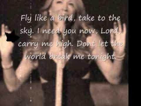 MARIAH CAREY- FLY LIKE A BIRD W/ lyrics