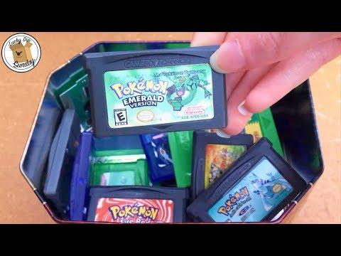 Tin of Bootleg Pokémon Games (LDS #99)