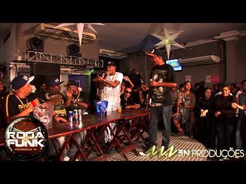 MC Ricardo - Feat. G3, Cidinho, Bobô, Mascote e Alexandre :: Especial Roda de Funk ::