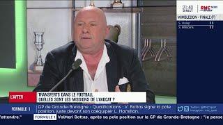 """Carlo Alberto Brusa, avocat : """"Aujourd'hui, les joueurs sont des entreprises"""""""