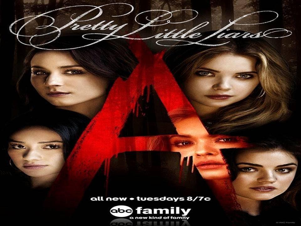 pretty little liars saison 5