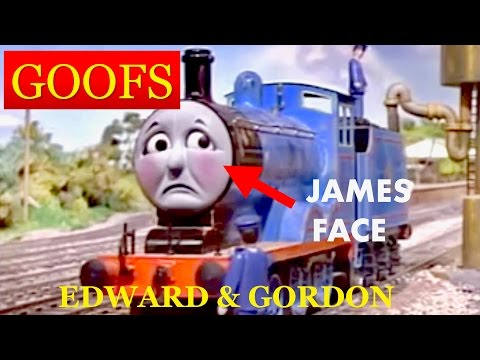 Goofs In Edward & Gordon (Plus New Series Announcement)