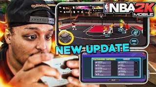 NBA 2K20 IS FINALLY GETTING NEW PARKS... ON MOBILE...