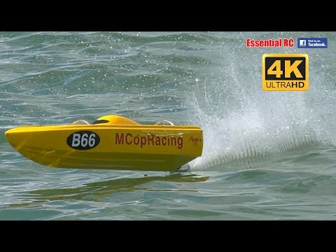 Offshore RC Powerboat RACING [*UltraHD and 4K*] (no music version)