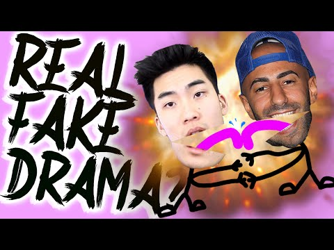 FouseyTube X Ricegum (A Story of Love, Deception and hatred... on YouTube)
