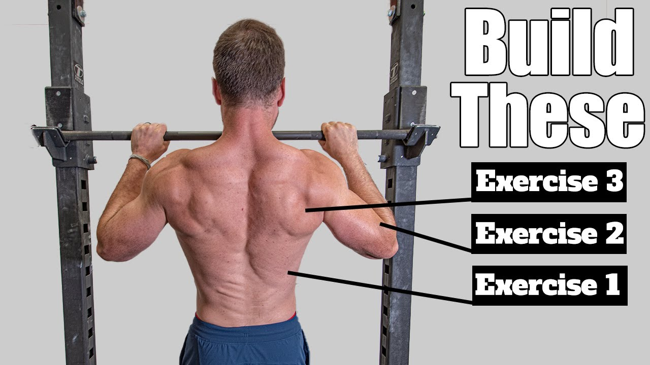 Get Better At Pull Ups - The Best Accessories To Strengthen Weak Links