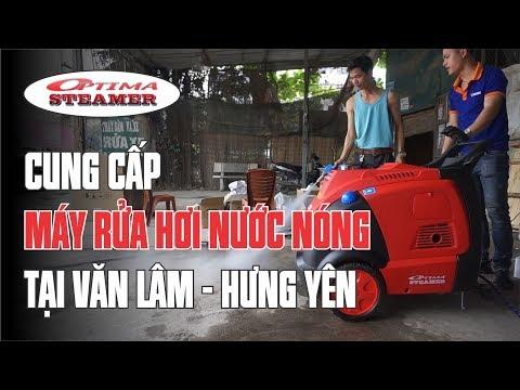 Cung Cấp Máy Rửa Xe Hơi Nước Nóng, Máy Rửa Xe Cao áp Tại Văn Lâm - Hưng Yên
