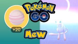 Mew gefangen, Quest komplett abgeschlossen - So funktioniert's! | Pokémon GO Deutsch #575