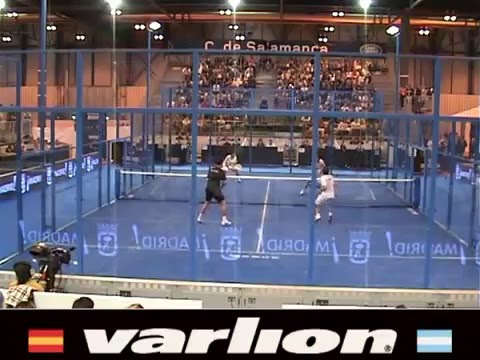 Best Padel Match of 2008