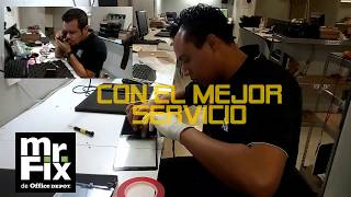 Reparación de iPhone, iPad, MacBook, Laptops y Tablets con Mr.Fix
