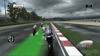 SBK X: Superbike World Championship Video Feature