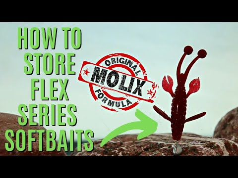 Molix Stick Flex 2.75/'/' Lures