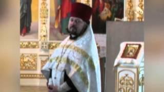 Массовая драка со стрельбой с участием священников попала на видео