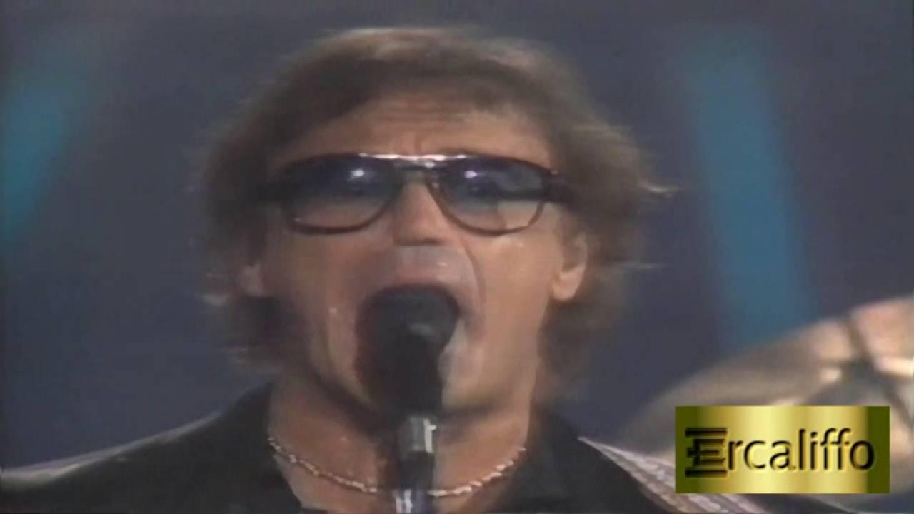 Franco Califano - La mia libertà (Live) - YouTube