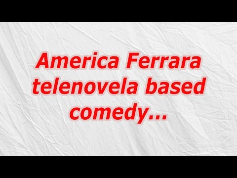America Ferrara telenovela based comedy (CodyCross Crossword Answer)