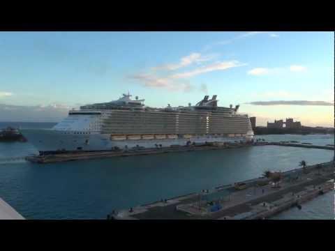 Nassau, The Bahamas - Norwegian Sky Arrival HD (2012)