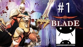 Blade: Sword of Elysion Android GamePlay #1 (1080p) (By 4:33)