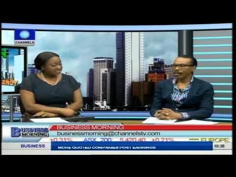 Business Morning: Ebola Virus, Making Economic Sense Of Scare PT2