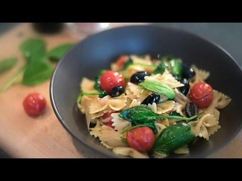pâtes-aux-légumes-rôtis