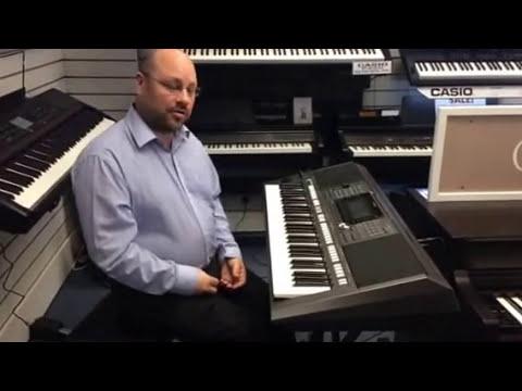 Yamaha PSR-S970 Keyboard Review - Rimmers Music