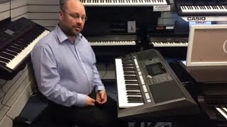 Yamaha PSR-S970 Keyboard Review - Rimmers Music