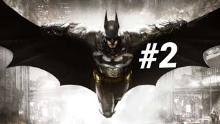 Batman Arkham Knight part 2 (gameplay walkthrough) Xbox one