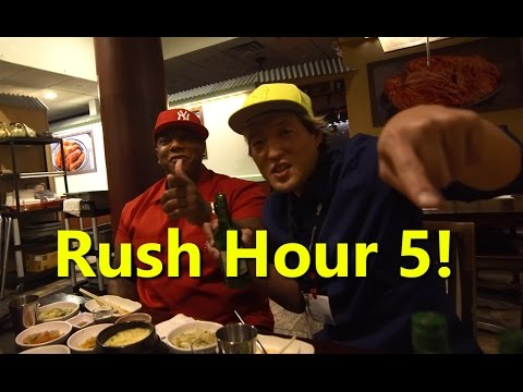 Rush Hour 5 w/ Flossy Carter and Max Lee!
