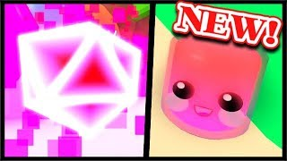 NEW Valentium & Lovely Marshmallow Legendary Pets  | Bubble Gum Simulator Roblox