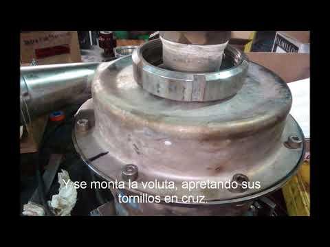 Cambio del sello mecánico de una bomba centrífuga. thumbnail