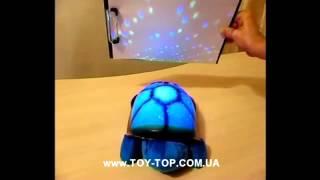 черепаха ночник проектор звездное небо toy-top.com.ua(toy-top.com.ua., 2014-05-30T17:36:55.000Z)