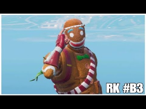 RK - #B3 FORTNITE MONTAGE