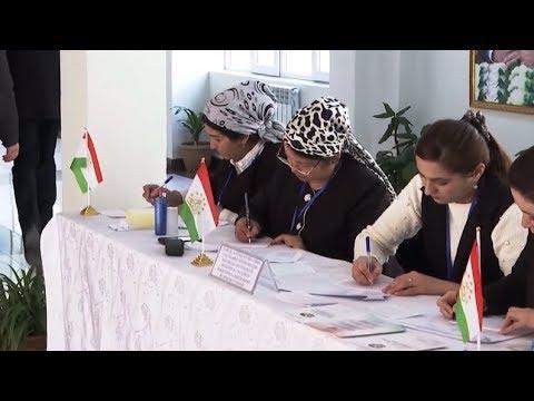 Выборы парламента в Таджикистане. За ними будут следить сотня наблюдателей