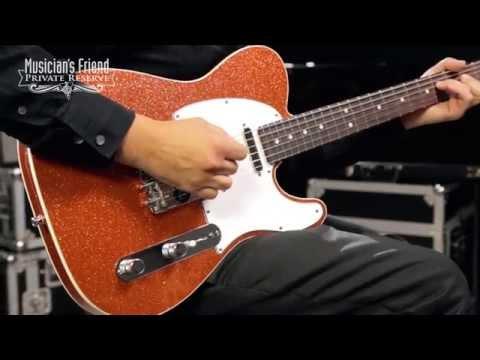 Fender Custom Shop Nashville American Telecaster Electric Guitar