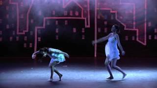 """""""In un giorno qualunque"""" coreografia  di Sara Mantese"""