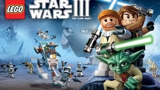 GAME REVIEW - LEGO Star Wars 3 The Clone Wars for PC, PS3, XBOX360