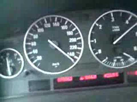 530d obd tuning 250km,h E39 - YouTube