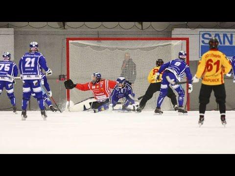 ❃World Cup Bandy❃2016/16/10/❃Highlights❃1/2finala❃«Villa Lidköping»-«Neftyanik»-6:3(2:0)