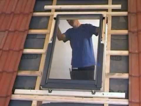 RoofLITE Windows - Installation On Your Tiled Roof