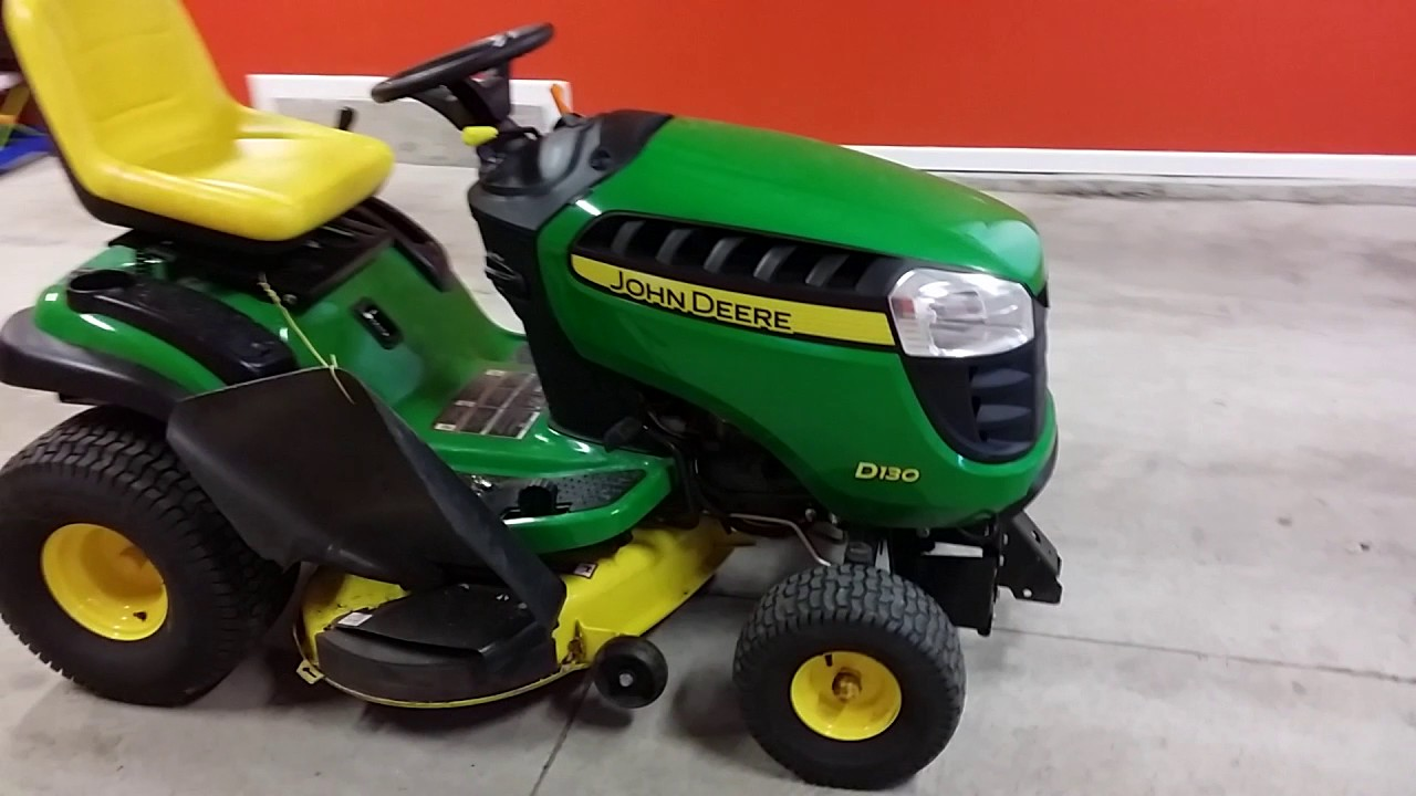 John Deere Mower Lights Light Kit Recommendation For A Snow Blower D130 Belt Diagram Auto Cars Price And Release After Led Youtube