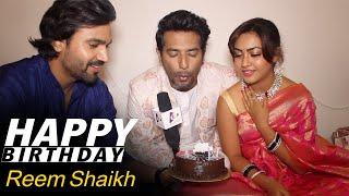 Reem Sameer Shaikh Birthday Celebration with Telly Chaska   Exclusive Interview