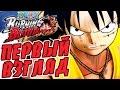 One Piece: Burning Blood - ПЕРВЫЙ ВЗГЛЯД PS4