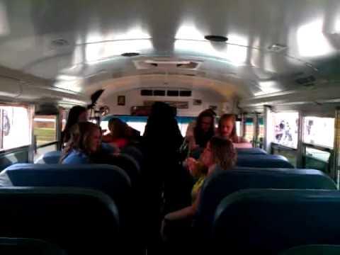 Velma alma middle school bus Harlem shake