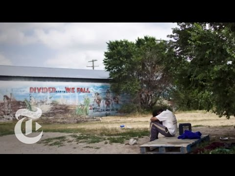 U.S.: Gangs on Tribal Lands | The New York Times