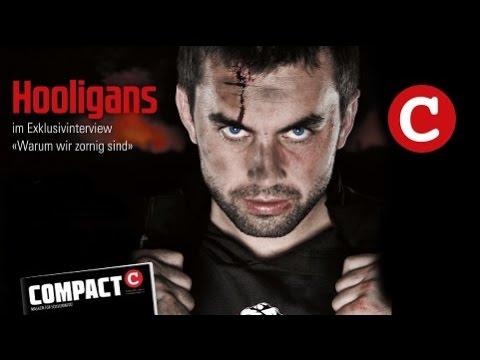 Hooligans - was wollen sie wirklich? COMPACT 12/2014 mit Xavier Naidoo, Udo Ulfkotte & Egon Bahr