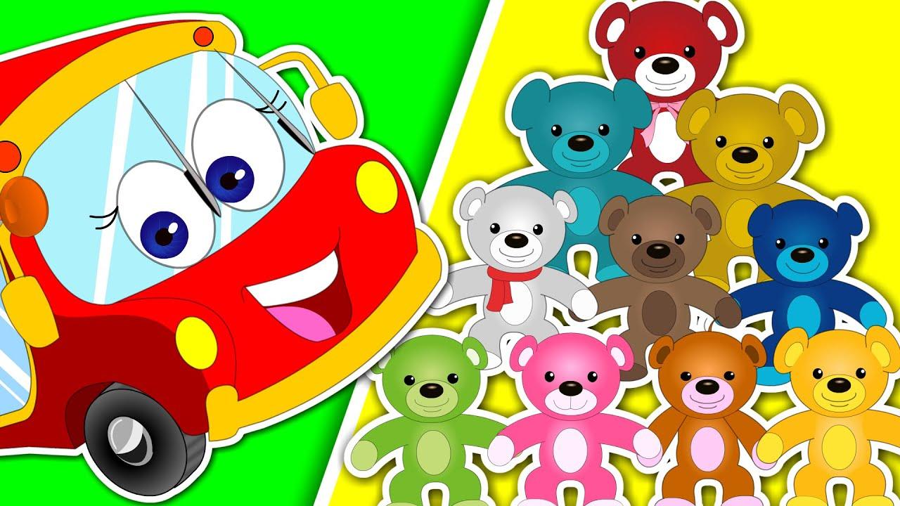 Nursery Rhymes Songs | Kids Rhyme - YouTube