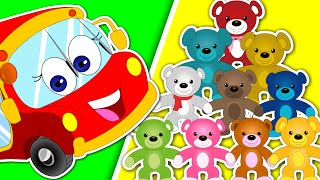 Nursery Rhymes Song Vol.1 | nursery rhymes for children Compilation