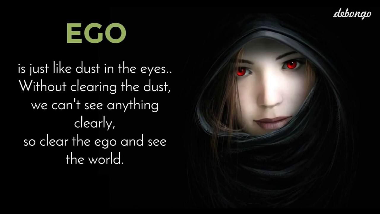 Ego Quotes - YouTube