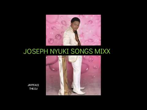 Download JOSEPH NYUKI BEST SONGS MIXX 2021 ft saluti ft mganga ft mambo kwa yesu